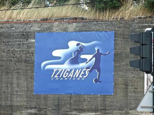 Graffiti, détournement
