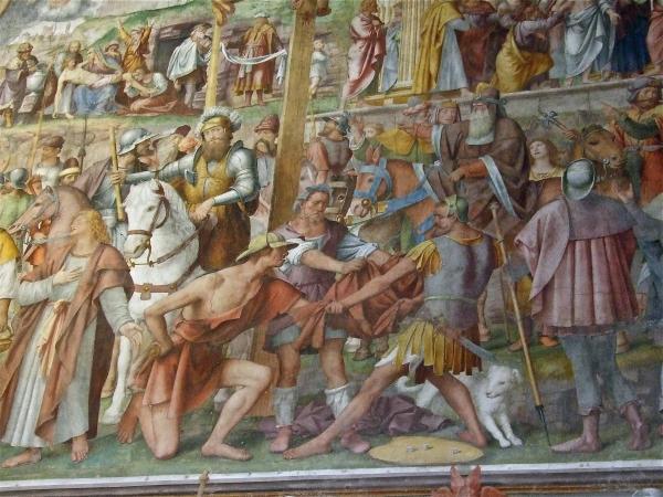 Fresque de Eglise de Santa Maria delle Grazie