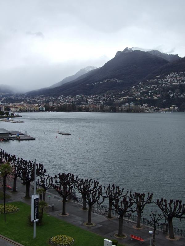 Lugano Triste