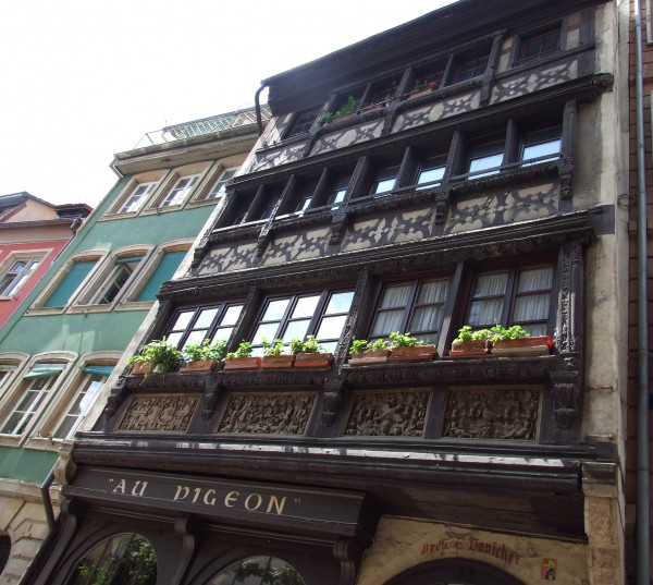 Vieille Bâtisse de Strasbourg