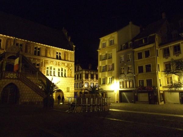 Mulhouse la nuit !