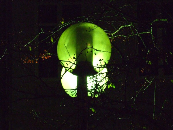 Globe de lumière