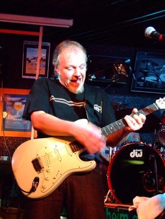 Fred Chapellier en concert