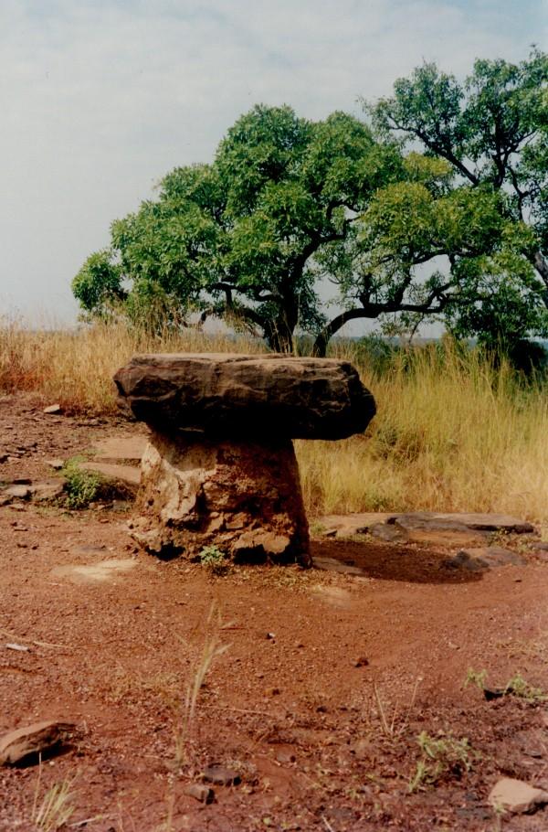 Sacred Stone: La Pierre Sacrée